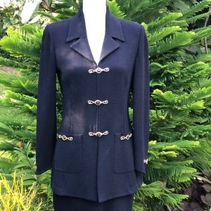 St John Collection by Marie Gray Suit Size 2